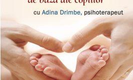 """Nevoile psihologice de bază ale copiilor, noua tema a atelierului """"BebeBiblioteca"""""""