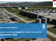 Bosch Automotive Blaj - Student smart career journey! Un nou proiect în sprijinul studenților UAB