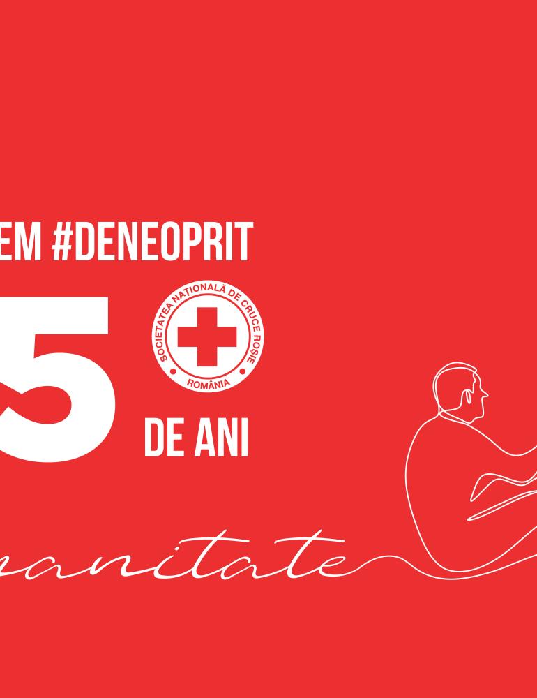 Crucea Roșie Română împlinește 145 de ani de activitate umanitară