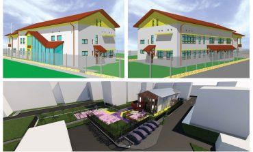 Sebeș: În august vor începe lucrările pentru amenajarea creșei și grădiniței din cartierul Valea Frumoasei, în locul vechii centrale termice