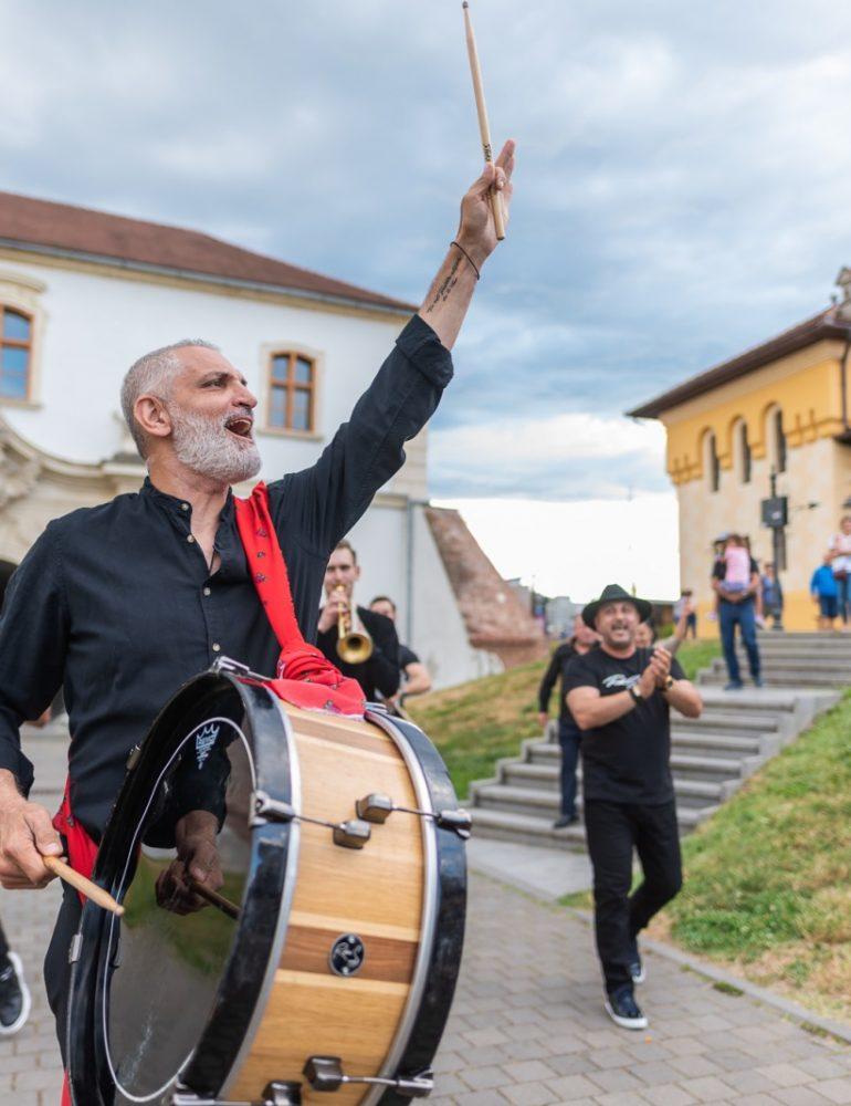 Lecția de film de după film. Actori, regizori și artiști și-au dat întâlnire cu publicul la Alba Iulia Music&Film Festival