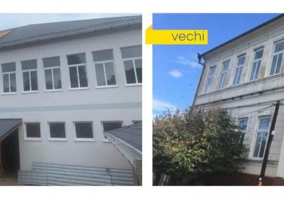 Primăria Sebeș a fructificat o finanțare nerambursabilă schimbând înfățișarea Școlii din Răhău