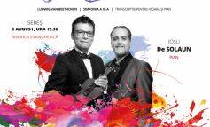 """Turneul Internațional Stradivarius 2021 - """"ODĂ BUCURIEI"""" continuă și în acest an cu 13 concerte"""