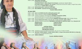 """Tineri interpreți și instrumentiști din întreaga țară participă la Festivalul Național de Folclor """"Sus, sus, sus, la moți, la munte"""" de la Câmpeni"""